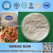 food grade konjac gum konnyaku powder for sausage