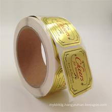 Cheap Price Custom Brand Logo/Barcode Colors Adhesive Printing label sticker