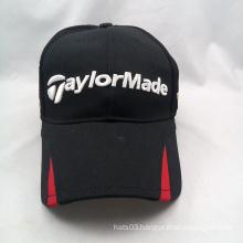 50MOQ patch design cotton/mesh cheap sport cap