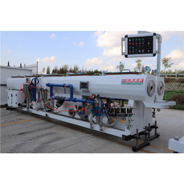 Machine de ligne de production de tuyaux en plastique PVC