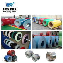 3001/3005 High Quality Alloy Color Coated Aluminum Coils For Panels
