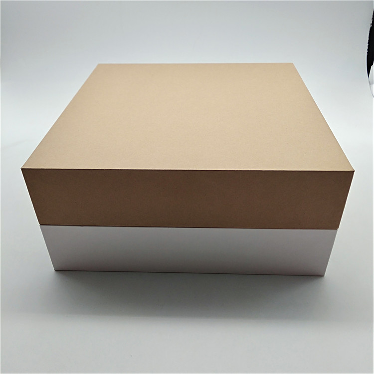 Kraft Two Pieces Boxes