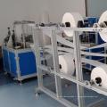 Machine de découpe de masque semi-automatique pour la production de masques