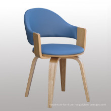 High Quanlity Wooden Dining Chair with Soft Seat