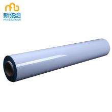 Weißes Brett, das magnetisches trockenes Löschen-Brett rollt