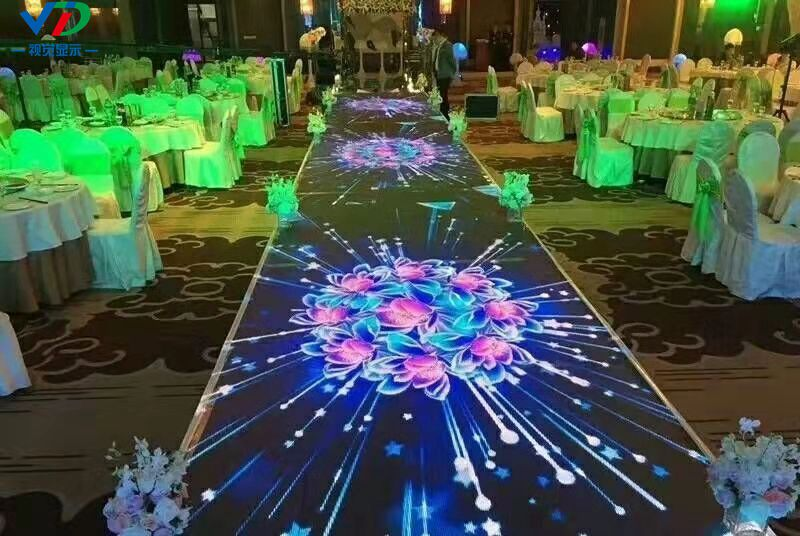 Dance Floor Led Display P4 81