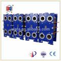 Intercambiador de calor de placas de China, fabricante de enfriadores de agua a aceite (M30)