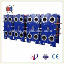 China-Verdampfer-Wärmetauscher-Ölkühler-Wasserkühler (M30)