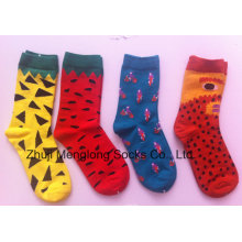 Fancy Girl Cotton Socks