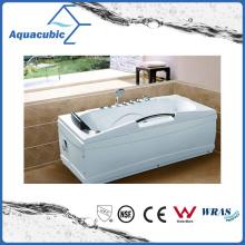 ABS Board Rectangle Banheira de massagem em branco (AB0835)
