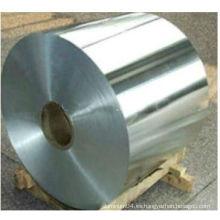 Sellado térmico y sellado por inducción Tapas de aluminio