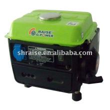 Conjunto de gerador portátil com gasolina RZ950DC