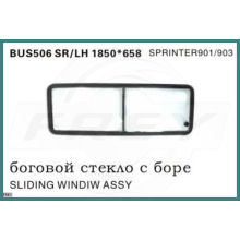 Conjunto de janela deslizante 1850 * 658 cm para Mercedes-Benz Sprinter 901 903