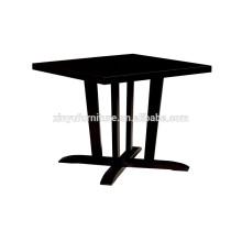 Modern restaurant square table XT6883