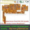 Relais rapide prototype pcba avec classe d'inflammabilité 94V-0 PCBA Assemblée