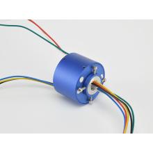 Wasserdichter benutzerdefinierter Hochgeschwindigkeits-Schleifring