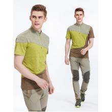Unisex Spleißen Bunte Lycra Fitness Kleidung