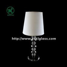 Одинарное стекло подсвечник с лампой (9 * 27,5)