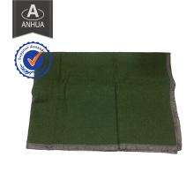 Cobertor de lã militar de alta qualidade