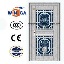 Segurança de alta qualidade, aço inoxidável, fora, usando a porta (W-GH-16)