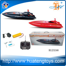 Plastic fashion rc boat wholesale remote control boat toys r us airship for sale rc bait boat H123246