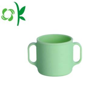 Taza de taza de cerámica resistente al calor con logotipo personalizado