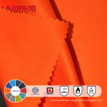 Wholesale 100% Cotton Flame Retardant Denim Fabric For Pants/Trousers