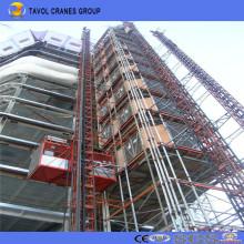 Sc200 / 200 2ton Jaula de construcción de construcción de doble jaula