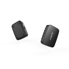 ORICO cargador móvil 5-port USB chargind y OTG leen y escriben al mismo tiempo