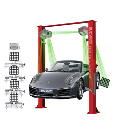 Inquiry for Wheel Alignment Machine