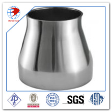 Cold Drawn 316 Stainless Steel Pipe Fittings Reducer
