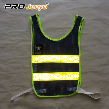 EN ISO 20471 hi-viz safety vest for Child