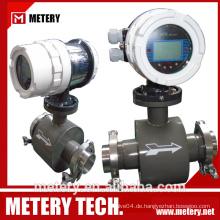 Sanitär magnetischer digitaler Durchflussmesser MT100E