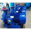 Große horizontale landwirtschaftliche Zentrifugalwasserpumpmaschine