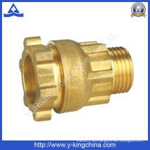 Latón de compresión de montaje para el acoplamiento de tubería (YD-6049)