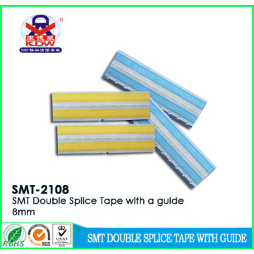 SMT Double Splice Tape con una guida 8mm