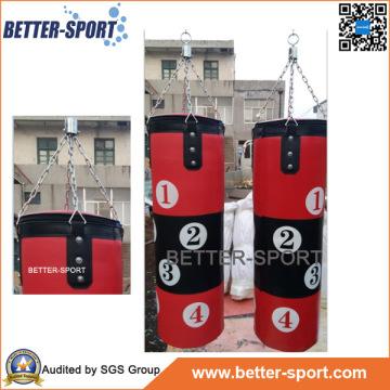 Saco de boxe de puncionamento para Boxe Training Boxing Sandbag