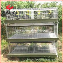 Cage galvanisée de poulet et cage de poulet de chair de poulet (bonne qualité)