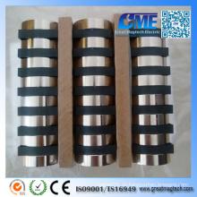 N52 D50.8X12.7mm Seltener Erde Disc Magnet