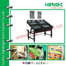 2 Stufen Obst- und Gemüse-Rack