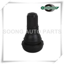 Snap padrão em TR412 de haste de válvula pneu sem câmara de ar