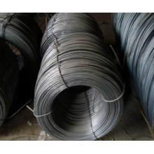 Construction enroulé en acier et fil de fer noir