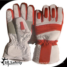 SRSAFETY hot sale cheap ski glove/women's glove