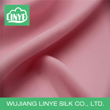 Tecido de roupas de cor brilhante, tecido de microfibra