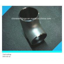 En10253 CE Stainless Steel Seamless Pipe Tee
