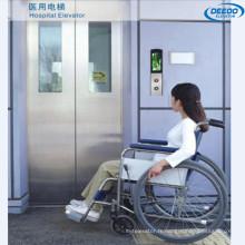 Ascenseur patient patient électrique d'ascenseur d'hôpital stable