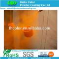 electrostatic antique gold hammer tone spray powder coating