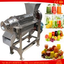 Machine d'extraction de gingembre d'extracteur de jus de presse-agrumes de presse froide commerciale