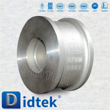 DIDTEK 150LB CF8M 2 inch Lift Wafer Check Valve