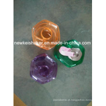 2.3L PETG Shaker Plastic Bottle Jug Protein Fabricante